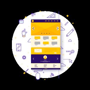 Programação visual, codificação e banco de dados