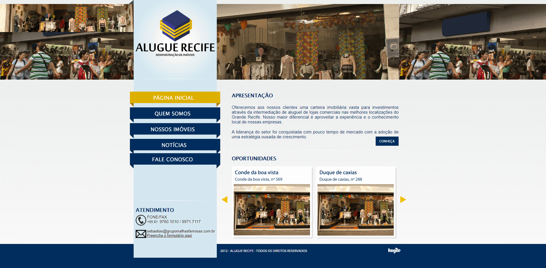 alugue-recife