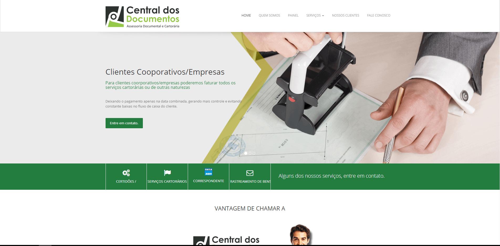central-documentos